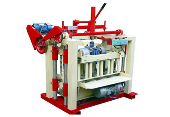 QMJ4-35 Fixed Type Brick Machine