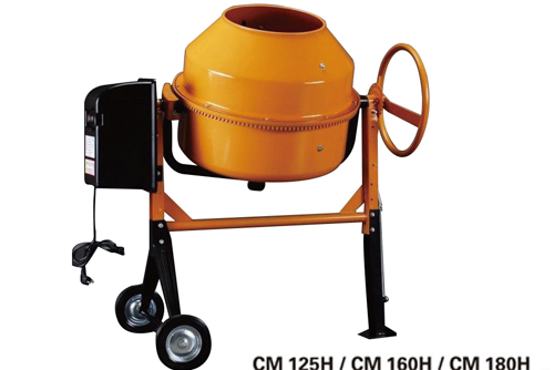 Portable Small Concrete Mixer