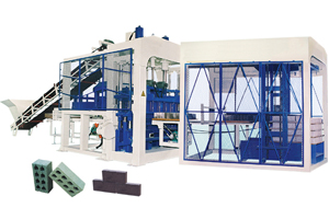 PE9-15 Automatic Brick Machine